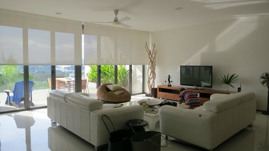 The Heights Phuket : Large Living Area