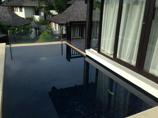 The Vijitt Resort Phuket: Private Pool