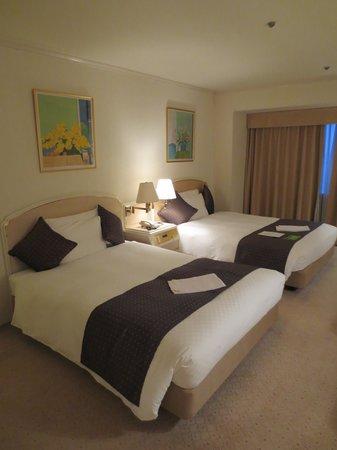 Loisir Hotel Toyohashi: ベッドルーム