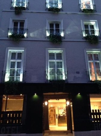 Hotel Saint Germain: St. Germain, Rue Du Bec
