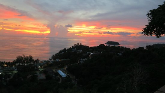 After Beach Bar: The priceless sunset view