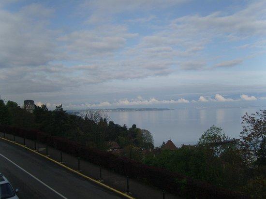 Ibis Budget Thonon les Bains: Lac Leman ou de Génève