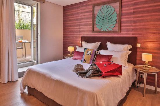 La Villa Fabulite : Deluxe Room