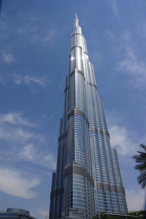 Panorama Grand Hotel: The Burj Khalifa