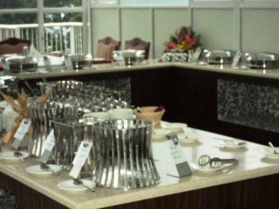 Devonshire Greens : Dinner