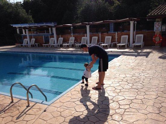 Katia Apartments: Pool