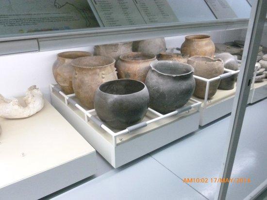 Museo de los Origenes (Museo de San Isidro): Cacerolas.