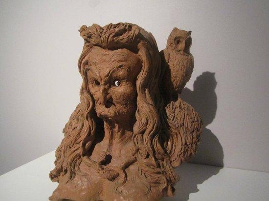 Musee des Beaux-Arts et d'Archeologie de Besancon: La Vouivre