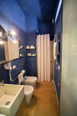 Balarte Hotel : Il bagno