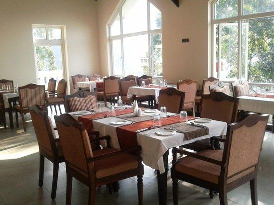 Devonshire Greens: restaurant
