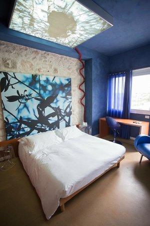 Balarte Hotel : La camera da letto