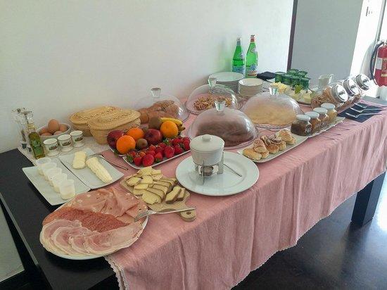 Balarte Hotel : La colazione artgianale