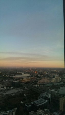 Meriton Serviced Apartments World Tower: View from the room
