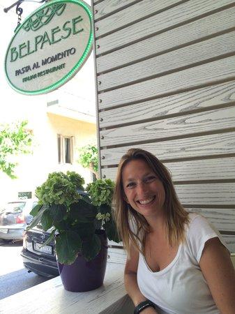 Belpaese : Foto del Restaurant
