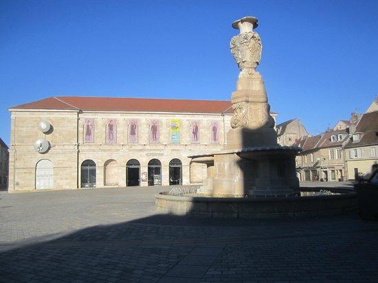 Musée des Beaux-Arts et d'Archeologie de Besancon