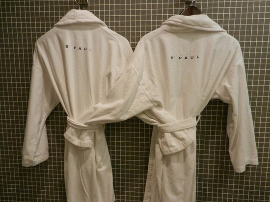Hôtel St-Paul : Bathroom