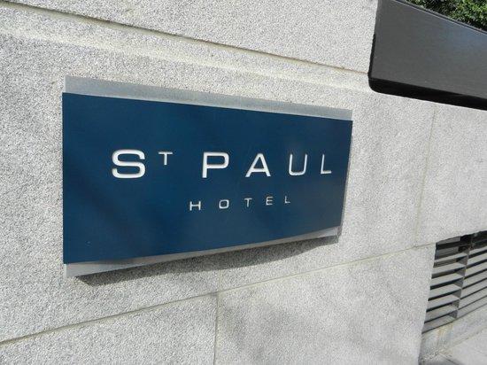 Hôtel St-Paul : Logo