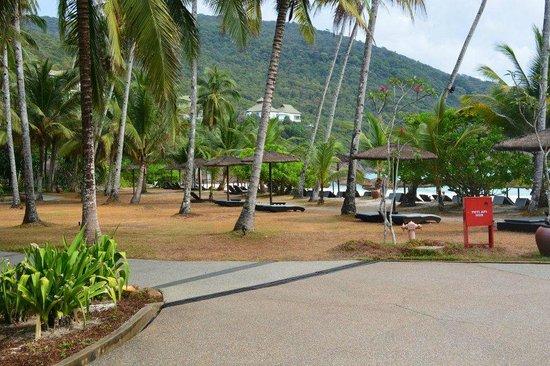 The Taaras Beach & Spa Resort: Beach