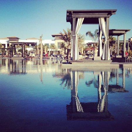 Hotel Riu Palace Tikida Agadir : Pool area