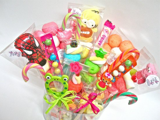 spesso idee regalo per feste di compleanno - Foto di Le Mille e Una Mella  SL24