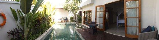 The Samaya Bali Seminyak : One Bedroom Pool Villa