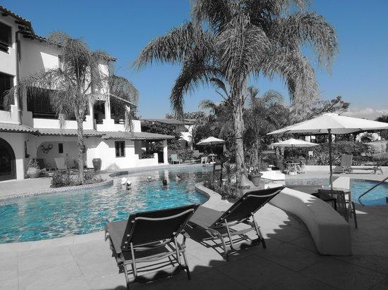 Sugar Cane Club Hotel & Spa : The pool