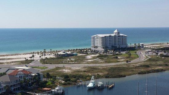 Margaritaville Beach Hotel: Beautiful view!!