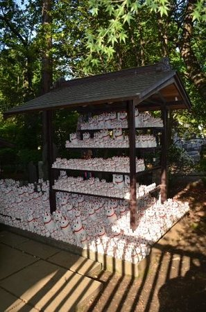 Gotokuji Temple: os gatos da sorte