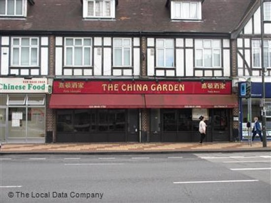 THE CHINA GARDEN EPUB