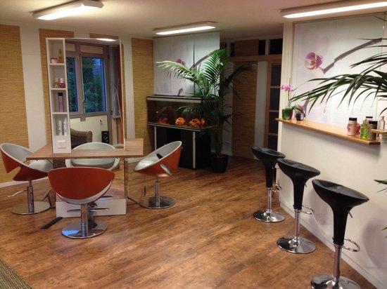 Accueil Et Salon De Coiffure Picture Of Oasis Spa Centre Wellness Chavornay Tripadvisor