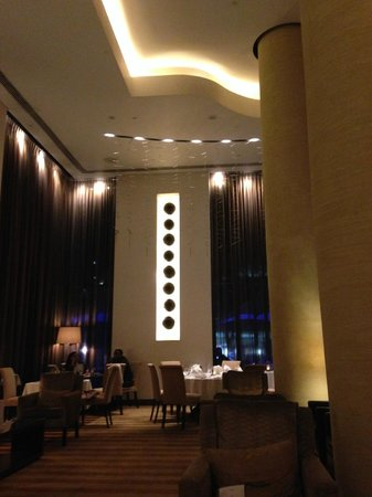 InterContinental Johannesburg OR Tambo Airport: Bar & Restaurant