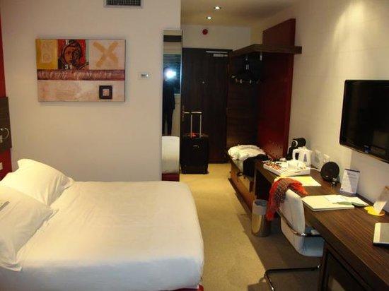 B&B Hotel Trento: hab