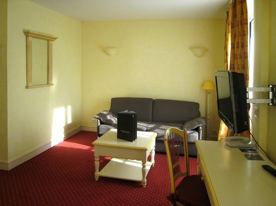 Hotel L'Aréna : Camera 51