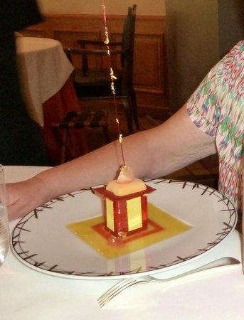 Le Relais Bernard Loiseau : Dessert