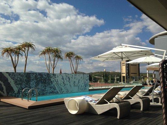 Hilton Windhoek: Lap Pool