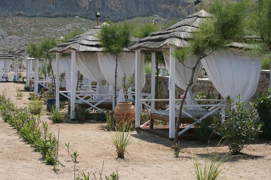 AquaGrand Exclusive Deluxe Resort: Gazebo
