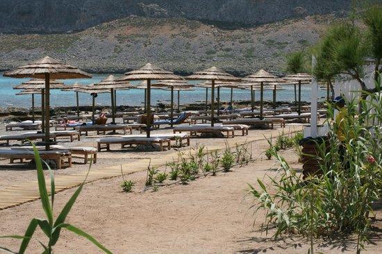 AquaGrand Exclusive Deluxe Resort: View of beach area