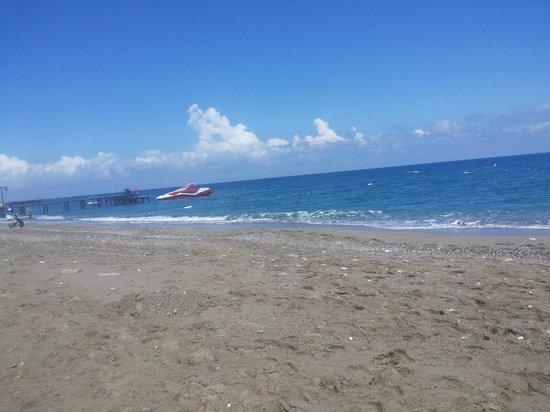 Club Marco Polo : Пляж