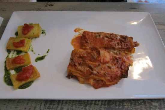 La Petite Eclipse : Lasagna