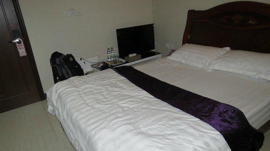 Transit Inn: Room