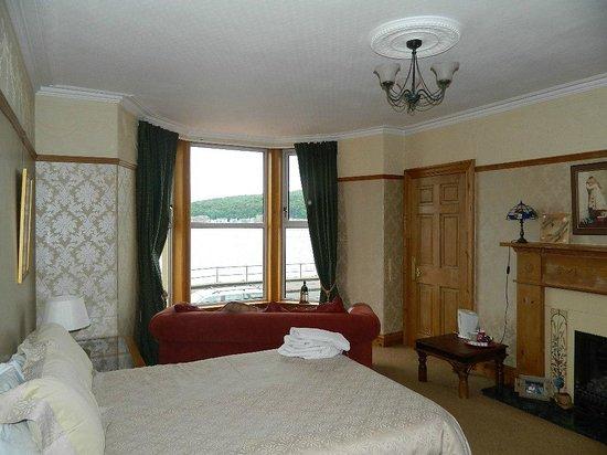 Sunnyside House Bed & Breakfast: Seaview room