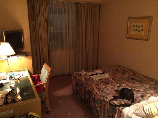 """ibis Styles Osaka : Habitación """"De luxe"""", la más económica"""