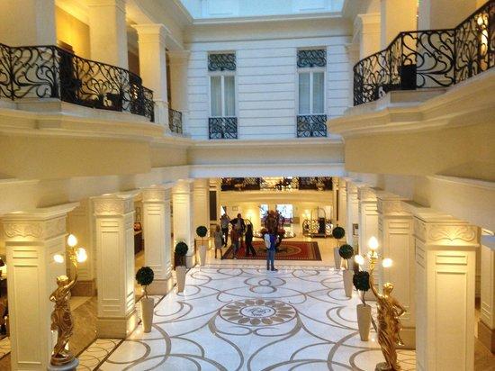 Corinthia Hotel Budapest : Lobby