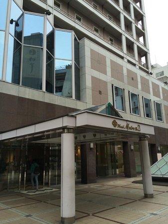 ibis Styles Osaka: Frente del hotel