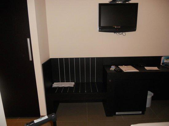 Casalgrande Hotel: camera