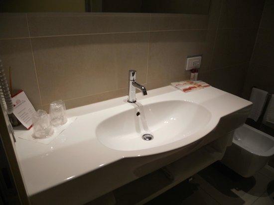 Casalgrande Hotel: bagno