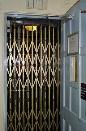 ABode Exeter - Temporarily Closed: The fabulous old lift