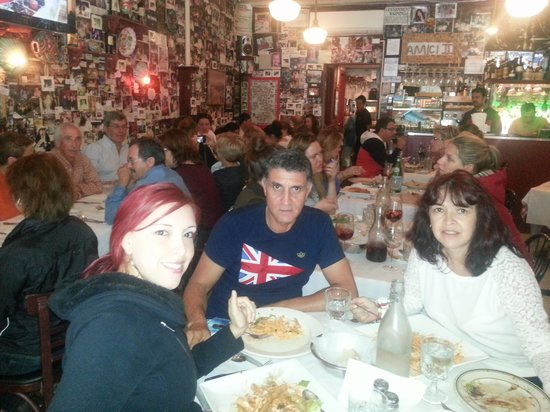 Amici Ii The Best Lunch In Little Italy