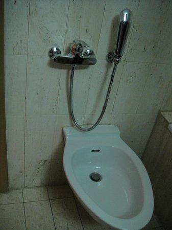 Hotel Cervus: 浴室にありましたが ??です