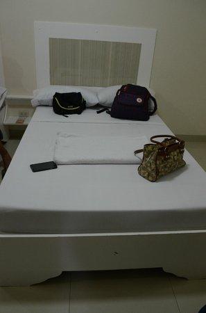 Balay da Blas Pensionne House: bed